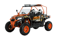 Shop Utility Vehicles at Jaguar Power Sports
