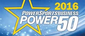 Jaguar Power Sports - PowerSportBusiness Power 50 Award