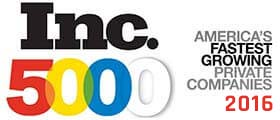 Inc 500 Award image